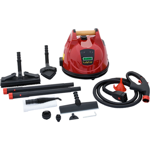 Ladybug Tekno 2350 Vapor Steam Cleaner - Without Trolley