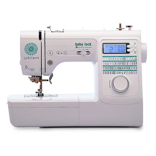 Baby Lock Jubilant Sewing Machine