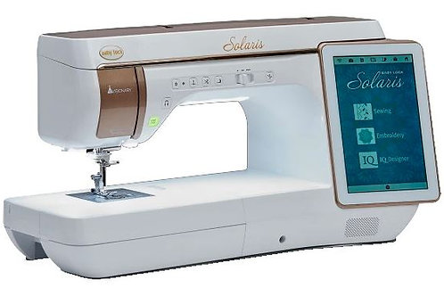 Baby Lock Solaris Top Of The Line Sewing, Embroidery & Quilting Machine