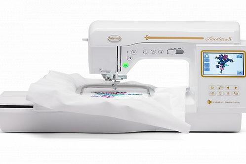 Baby Lock Aventura II Embroidery & Sewing Machine