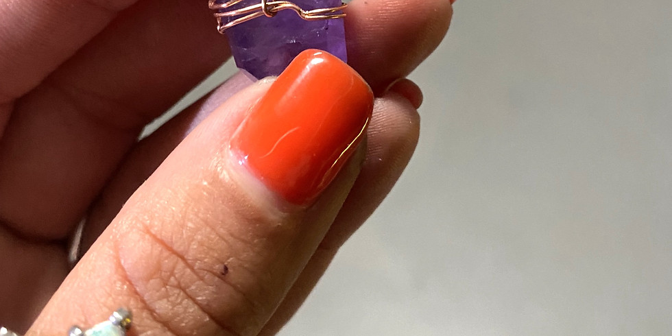 Get Wired | Wire Wrapping Class