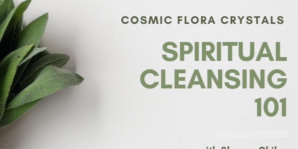 Clean Sweep: Spiritual Cleansing 101