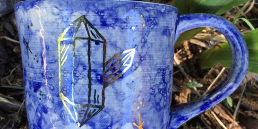 Mug-nificent Glazing with Sacred Earth & Fire