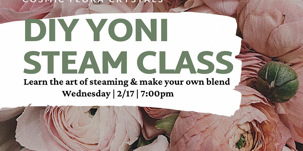 DIY Yoni Steam Kit & Education Workshop