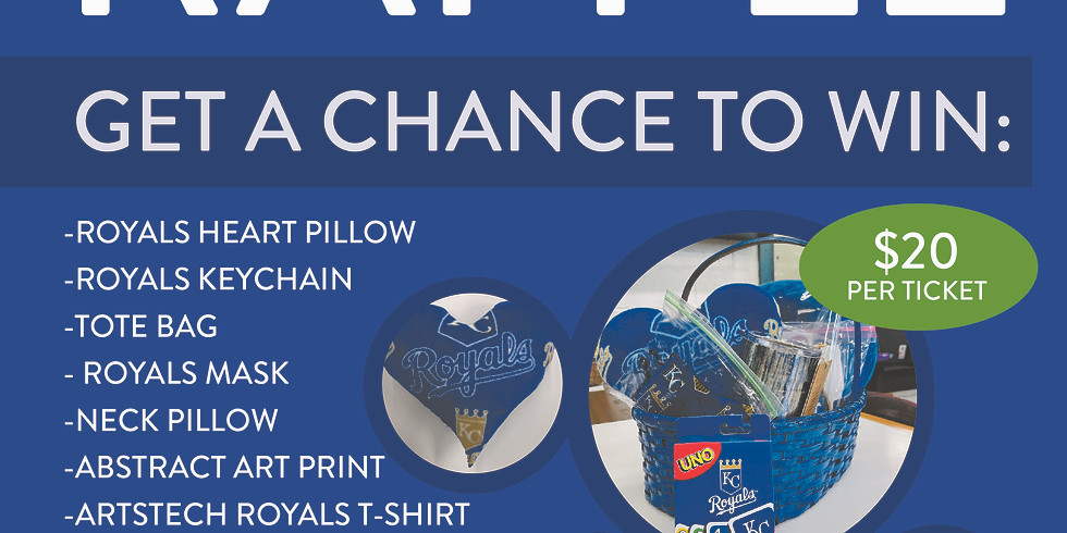 Royal's Opening Day Raffle