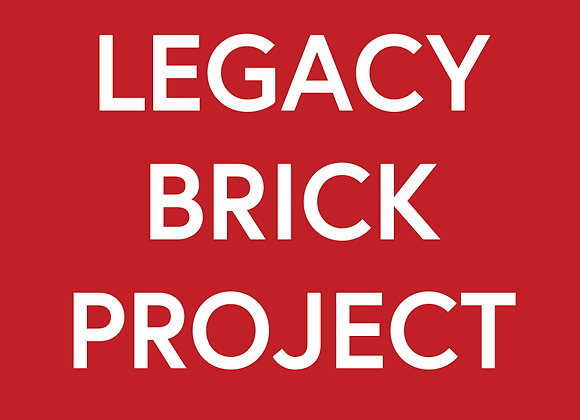 Legacy Brick Project
