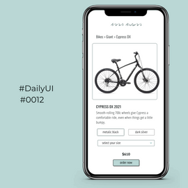 #DailyUI #0012
