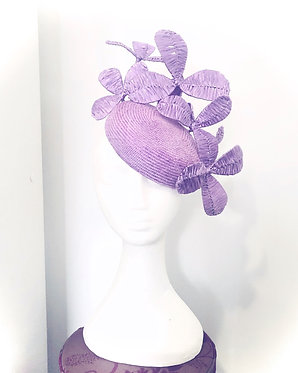 Lilac Headpiece
