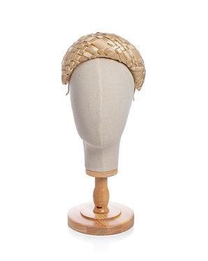 Vintage Racello Braid Headband