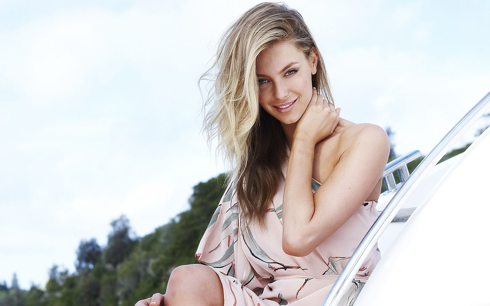 Beauty queen and property guru, Jennifer Hawkins, talks holiday destinations and travel tips