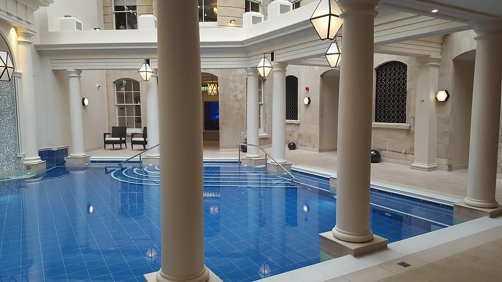 The Gainsborough Bath Spa is the jewel in the crown for Britain's most famous spa town