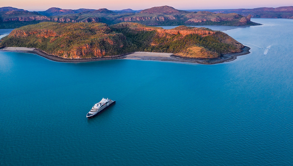 Cruising the waters of the Kimberley, the Australian 'final frontier'