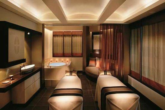 The Langham hotel's Chuan Spa is a male grooming Mecca