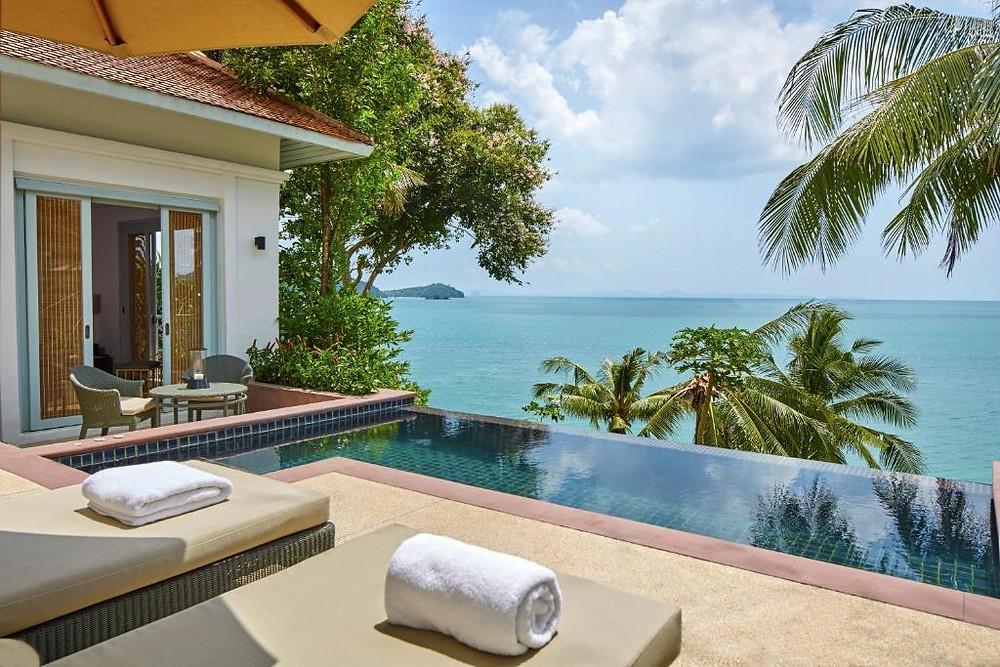 Phuket's Amatara resort pairs wellness with amazing views across the Andaman Sea