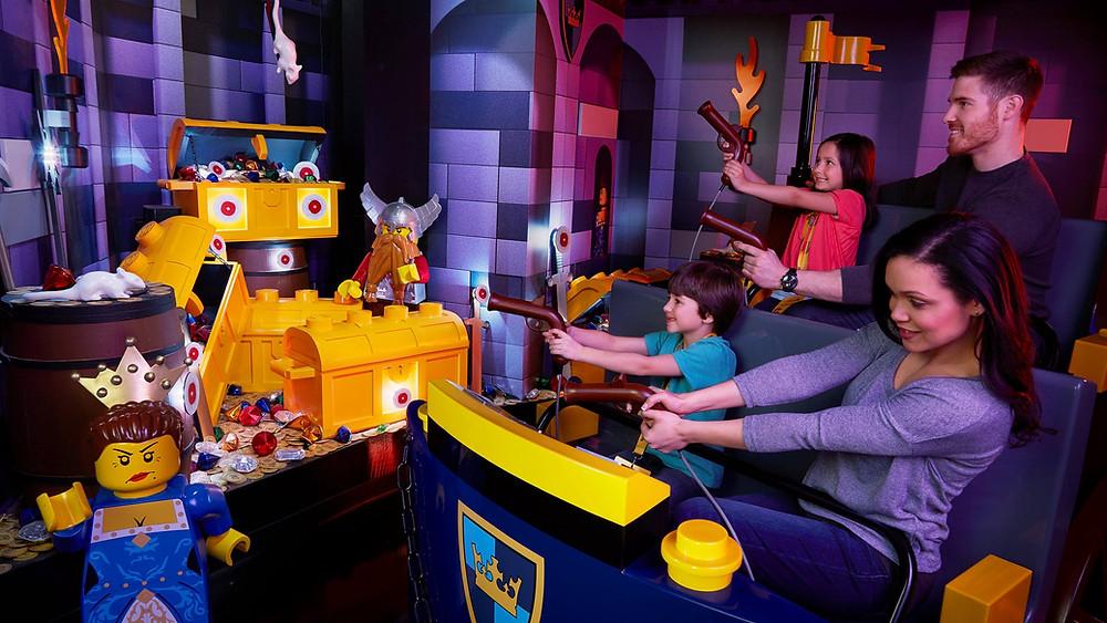 Fun times at Melbourne's LEGOLAND Discovery Centre