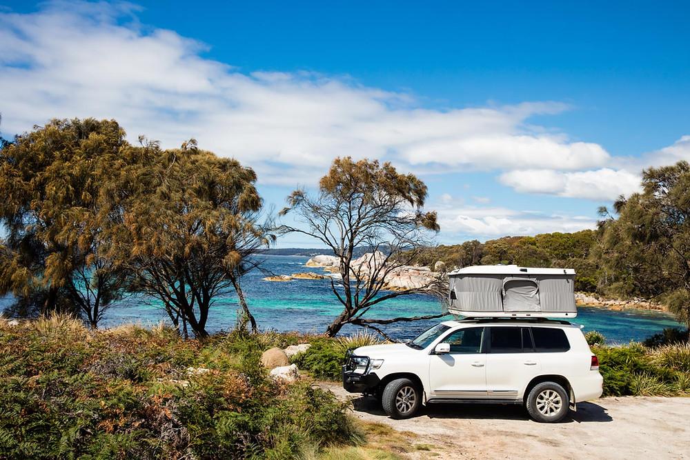 Go East! Good food and stunning scenery converge on Tasmania's east coast