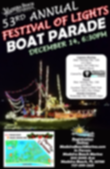 53rd Annual Festival of Light Boat Parad