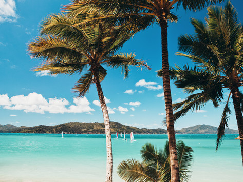 Places to visit in Australia: A Video Guide to Hamilton Island, Whitsundays, Queensland