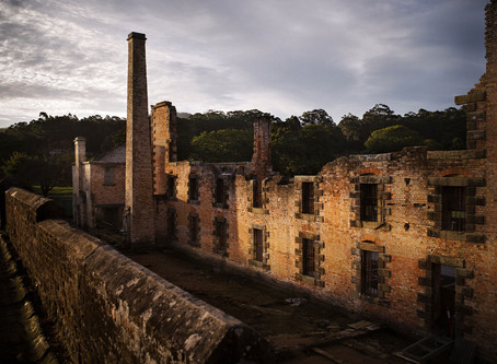 Australia's Most Haunted Places Revealed
