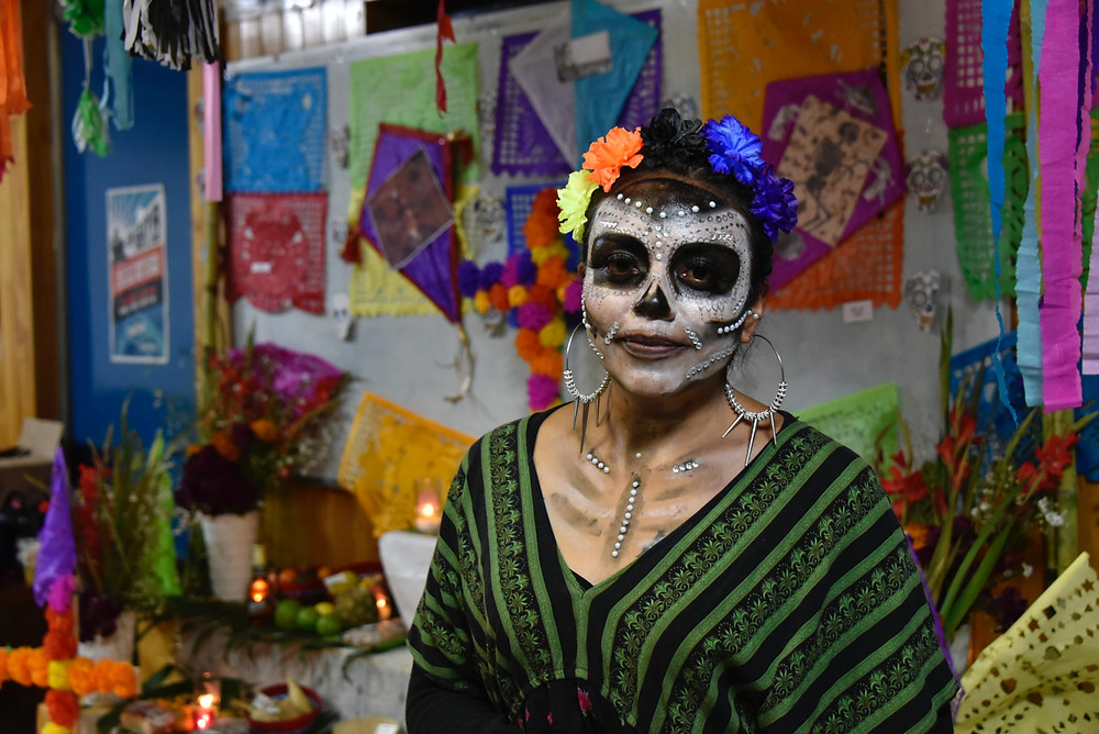 Death and dancing - the celebration of death during Mexico's annual Day of the Dead