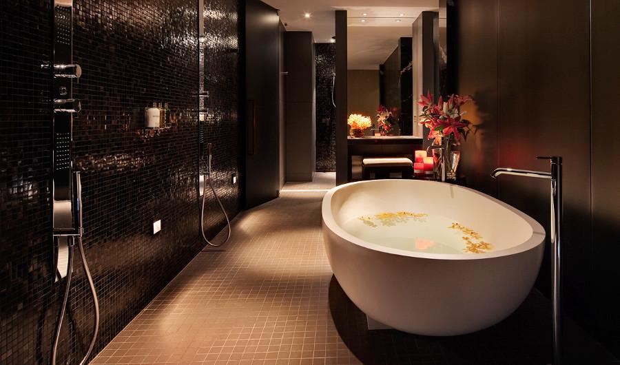 Jennifer Hawkins is a big fan of the spa at Sydney's The Darling hotel