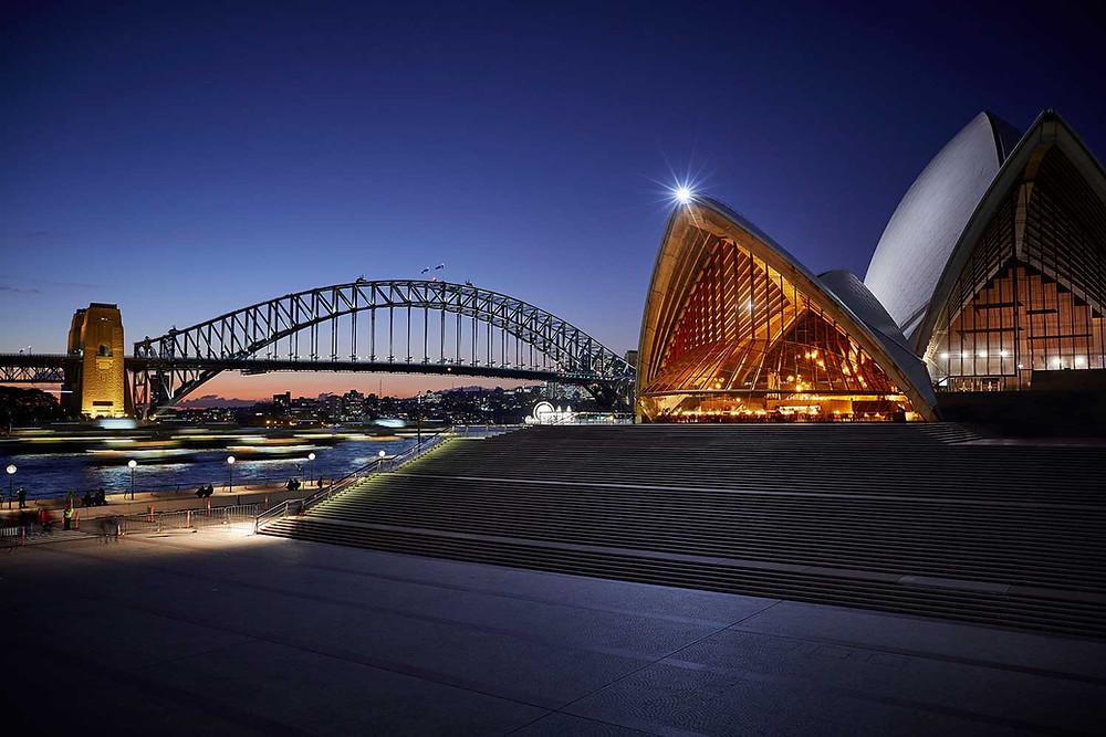 The Travel Hop reveals the best Australian restaurants for celebrity spotting