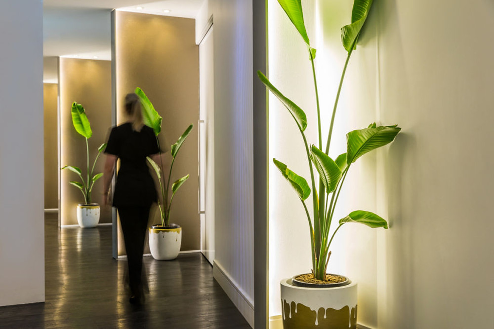 Botanica Day Spa in InterContinental Melbourne the Rialto offers a great range of treatments