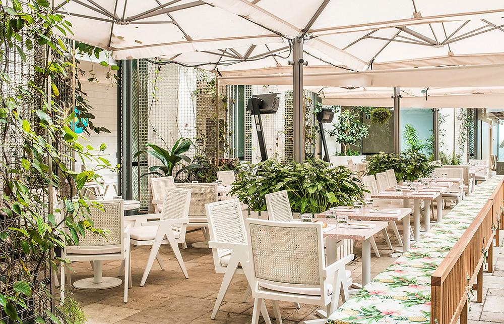 A literal garden of Eden, the Bondi restaurant is the new go-to for veggies and vegans