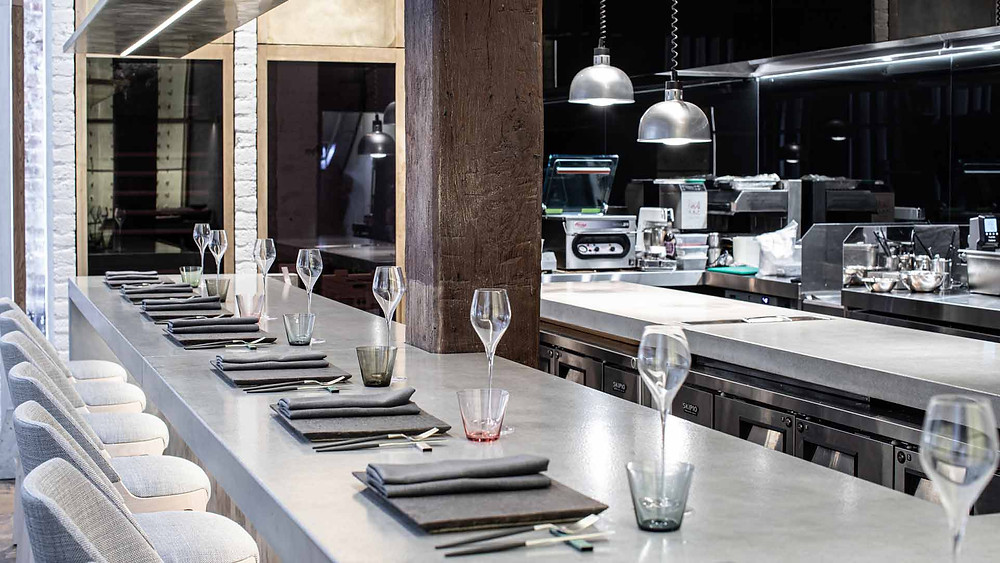 Kuro in Sydney's CBD is a bar, restaurant AND cafe