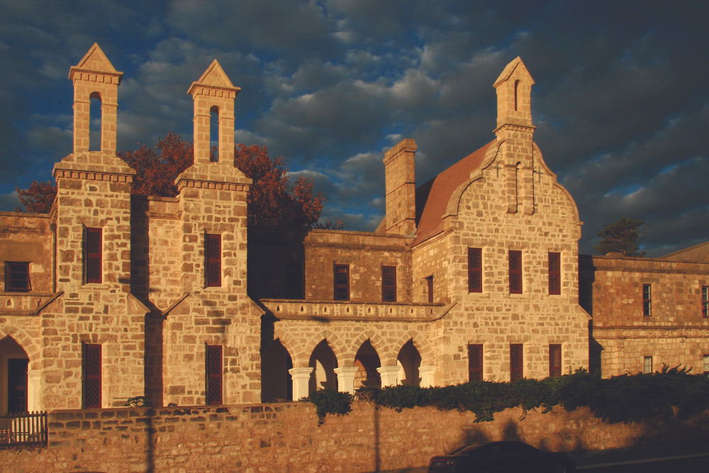 WA's ghostly Fremantle Arts Centre used to be an asylum for the criminally insane