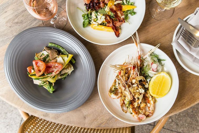 Double Bay's The Cosmopolitan restaurant is the perfect lunch and brunch spot