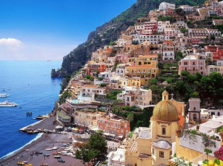 Naples to the Amalfi Coast Highlights