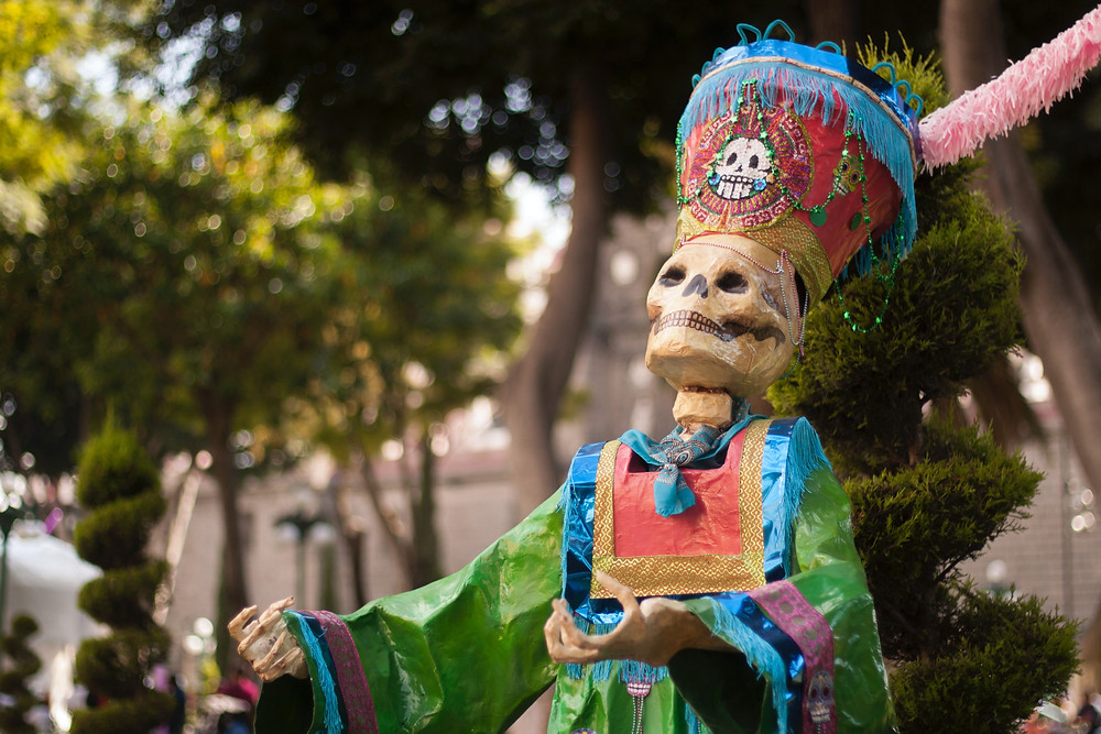 During Mexico's Day of the Dead communities band together to remember loved ones