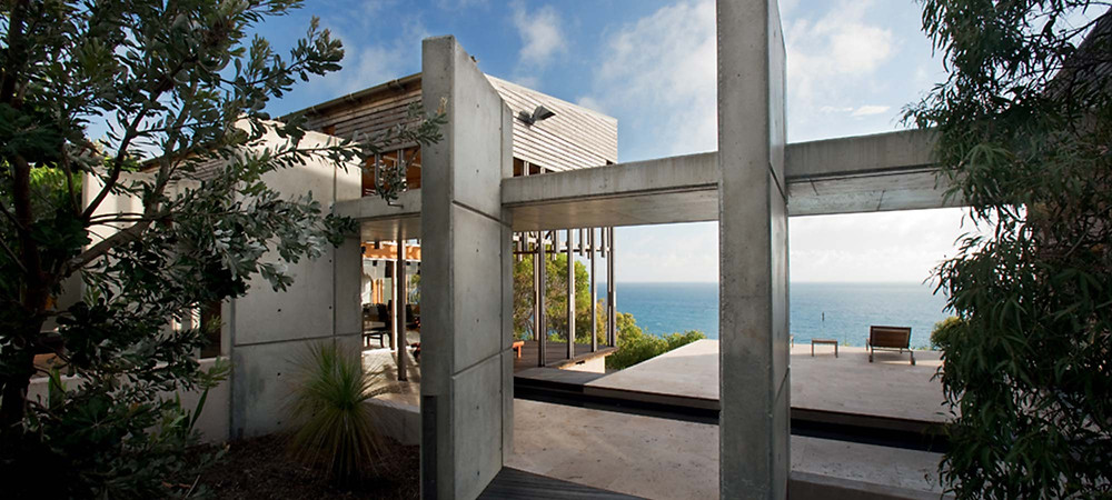 Queensland's Alinghi Beach House was voted one of the world's top five beach houses