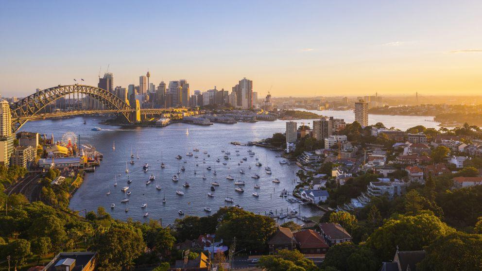 Australia's Harbour City, Sydney, ranks as Sir Richard Branson's favourite city on earth