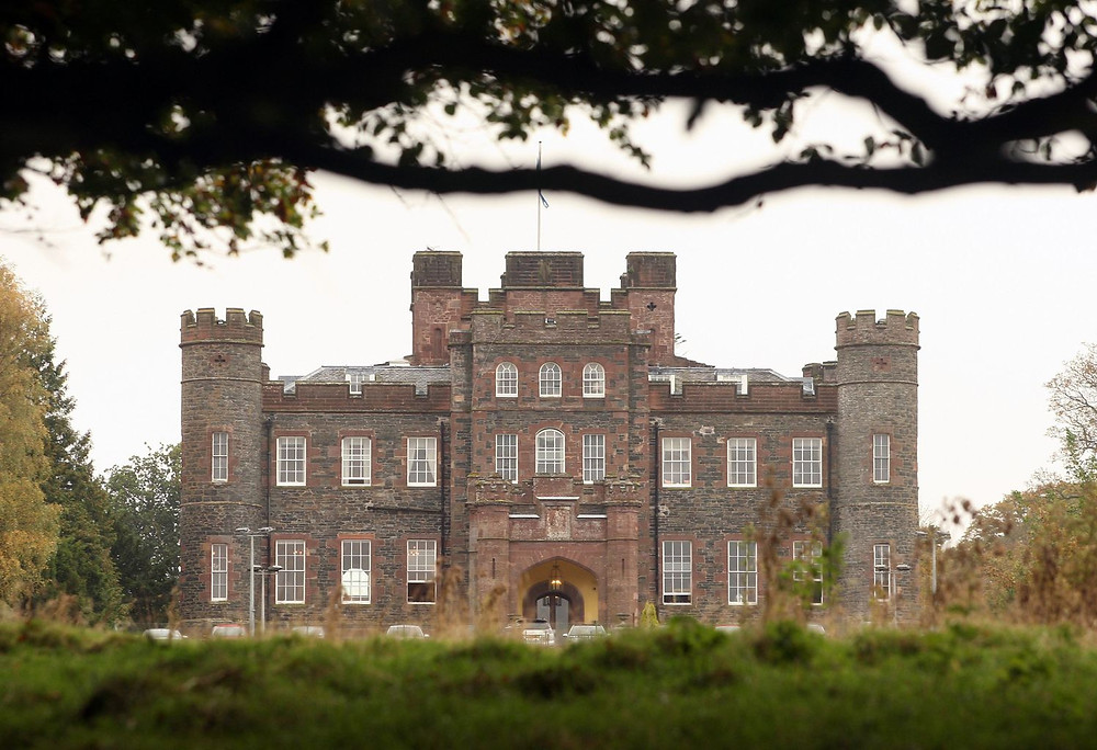 Scotland's Stobo Castle combines spa, hotel and historical getaway in one