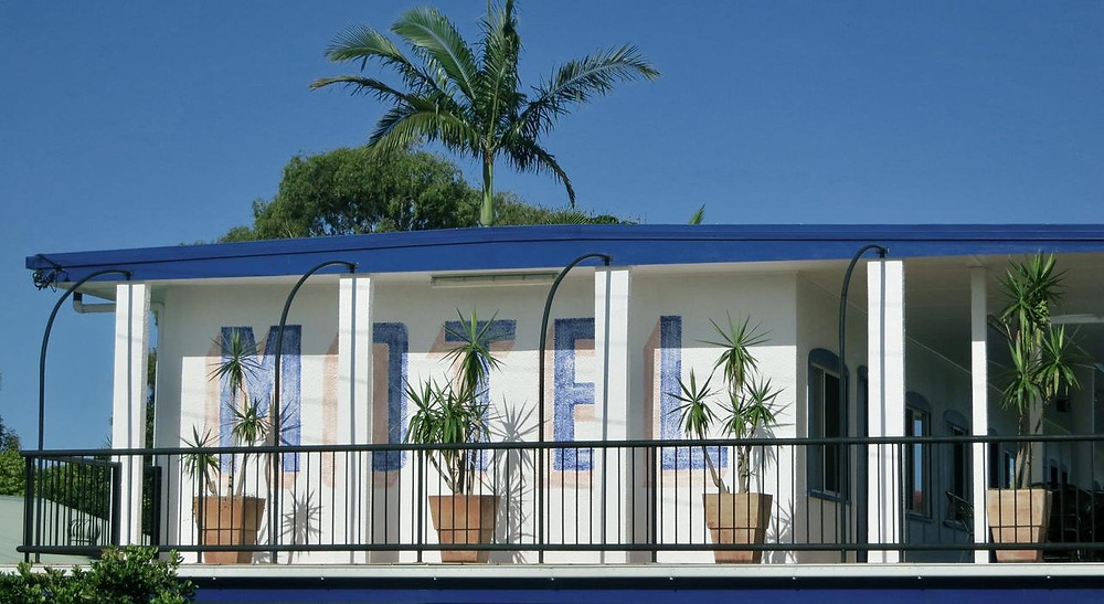 The Sails Motel, Brunswick Heads, NSW is a stone's throw from the beach