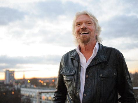 Virgin Boss Sir Richard Branson Talks Travel Highs and Lows