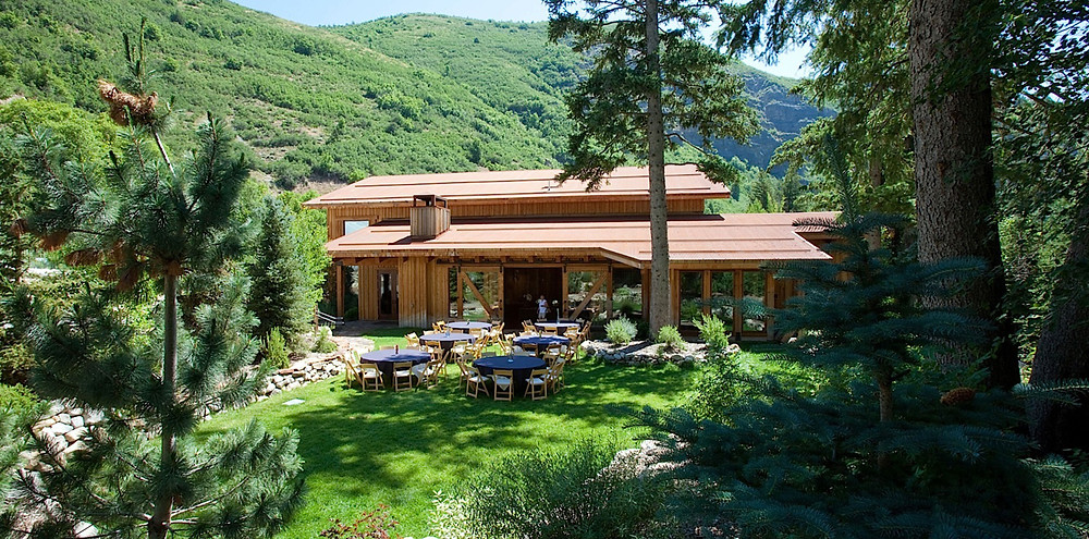 The Sundance Mountain Resort in Utah owned by legendary actor, Robert Redford