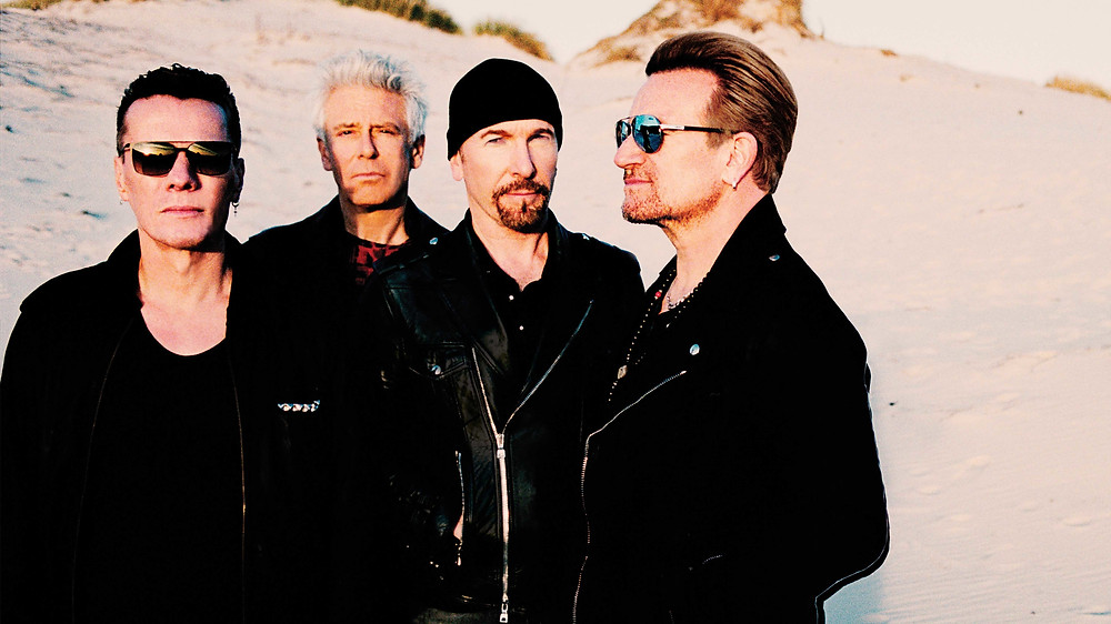 Dublin's Clarence Hotel is owned by Bono and other U2 members
