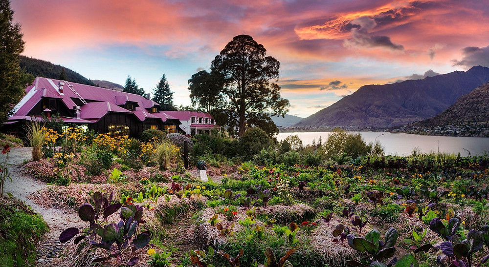 Converted motel, Sherwood in Queenstown, has become one of NZ's best stays