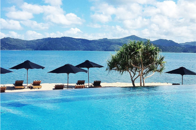 Qualia takes in jaw-dropping views across the Whitsunday Islands