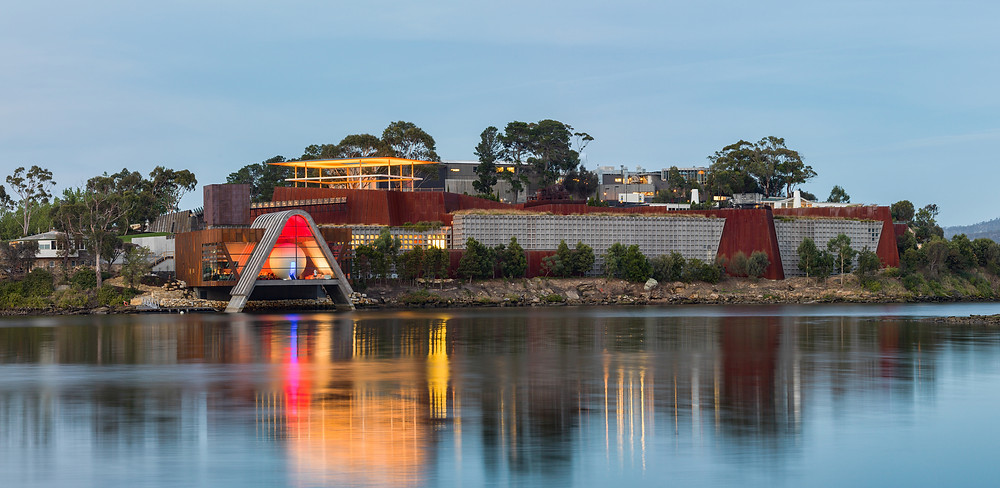 Museum of Old and New Art - aka MONA - is Australia's largest privately owned gallery