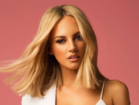 Singer and X Factor Star Samantha Jade Talks Travel