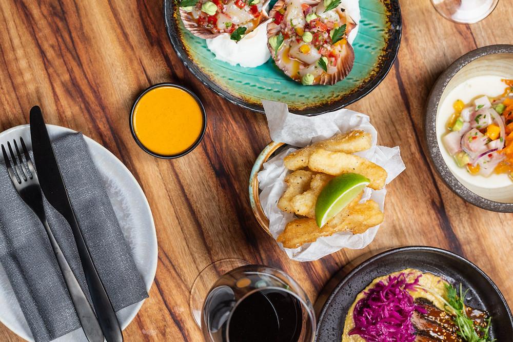 Surry Hills restaurant, Nikkei, serves up Japanese-meet-Peruvian tapas