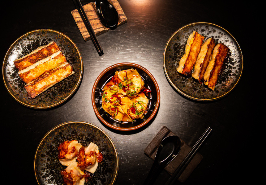 Contemporary Chinese cuisine at Spice Temple