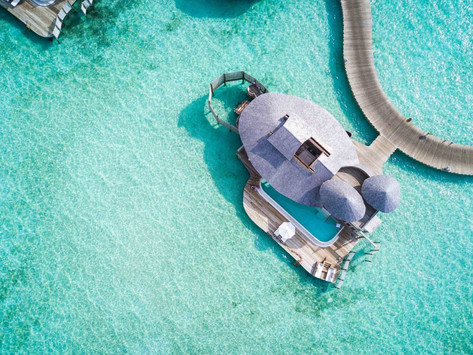 VIDEO: Inside the Most Expensive Overwater Villas in the Maldives