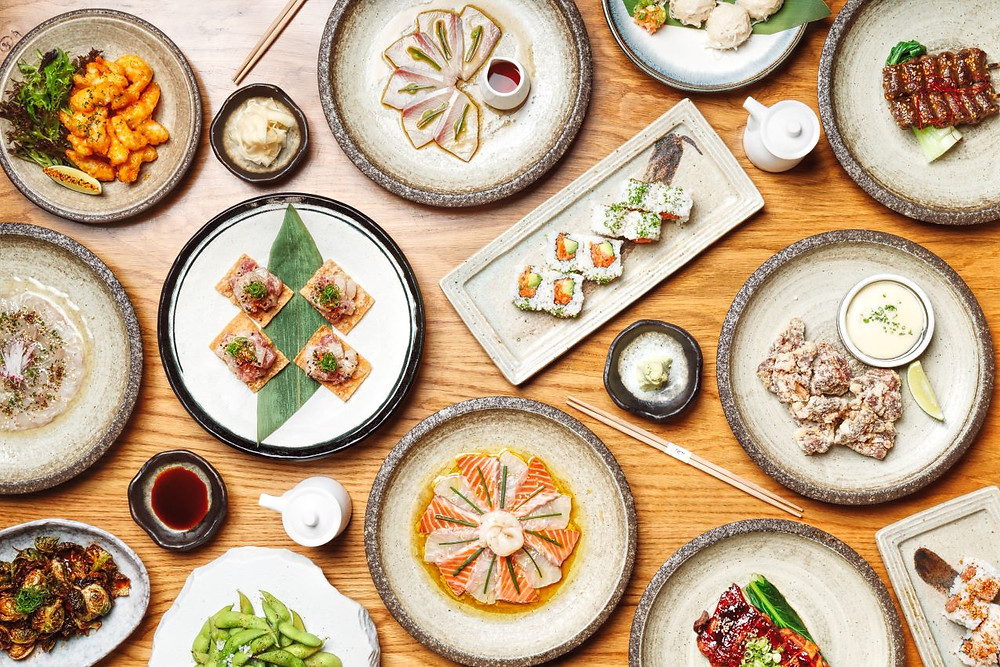 Sake, Double Bay has beautifully prepared meals in its most recent Double Bay offering