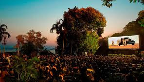 Darwin's open-air Deckchair Cinema is a must-do for any traveller