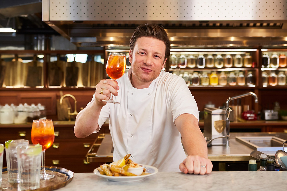 Superstar chef, Jamie Oliver, loves the food and wine scene in WA's, Margaret River